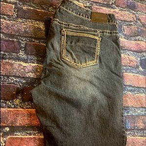 Maurices medium wash jeans